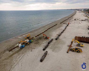 Când se termină lucrările de reabilitare a litoralului românesc. Proiectul valorează...