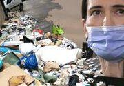 VIDEO - Pericol pentru sănătatea publică - criza gunoaielor din Sectorul 1