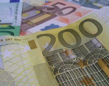 Curs valutar BNR, marți 8 iunie.  Ce se întâmplă cu cursul euro-leu după mai multe zile...