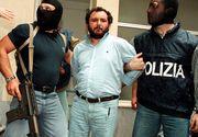 Pentru ce a fost închis Giovanni Brusca. Capul mafiei siciliene a fost eliberat după 25 ani petrecuți în închisoare