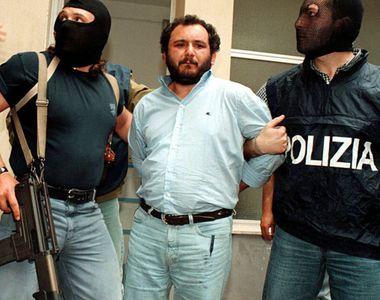 Pentru ce a fost închis Giovanni Brusca. Capul mafiei siciliene a fost eliberat după 25...