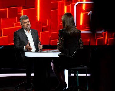 """Marcel Ciolacu vine în această seară, la """"40 de întrebări cu Denise Rifai"""": """"N-am..."""