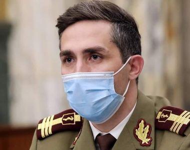 """Valeriu Gheorghiţă: """"Avem câteva sute de cazuri de COVID-19 zilnic în România. Se poate..."""