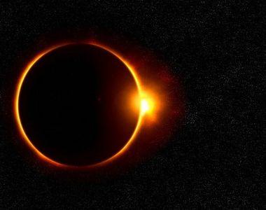Eclipsa de Soare din 10 iunie 2021. Va fi vizibilă partial din România, pentru câteva...