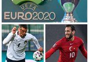 Când începe Euro 2020. Unde se joacă meciul de deschidere Turcia - Italia