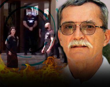 VIDEO - Rudele și prietenii l-au înmormântat pe afaceristul executat la Arad