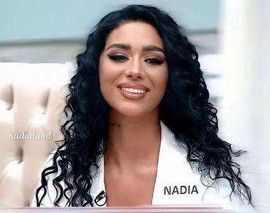 """VIDEO  Cine este, de fapt, Nadia de la """"Puterea Dragostei""""?! Imagini cu noua concurentă"""