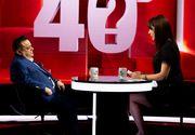 """Adrian Minune, la """"40 de întrebări cu Denise Rifai"""". Cunoscutul interpret de manele va face dezvăluri despre greutățile întâmpinate în drumul lui spre culmile succesului, dar si despre rivalități vechi și noi"""