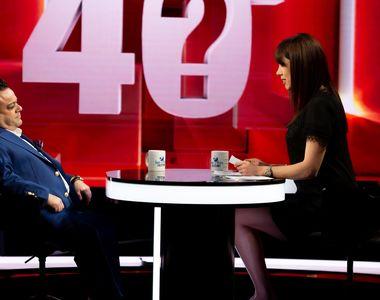 """Adrian Minune, la """"40 de întrebări cu Denise Rifai"""". Cunoscutul interpret de manele va..."""