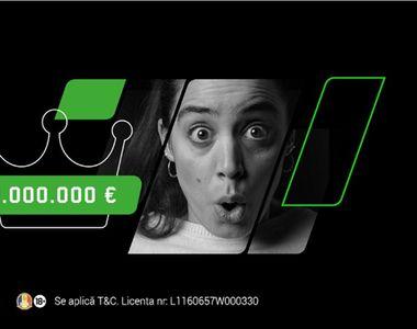 O nouă campanie la pariuri pe EURO 2020: Premii Jackpot în valoare totală de €1.000.000