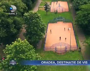 VIDEO - Oradea a devenit un magnet pentru turiști și o destinație de vis