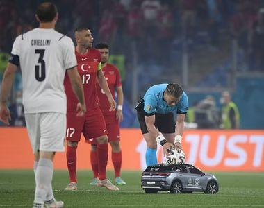 A început Euro 2021. Moment nemaiîntâlnit în startul meciului Italia-Turcia 3-0