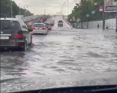 VIDEO - Potop peste România. Imagini dramatice cu ce au lăsat în urma lor ploile și...