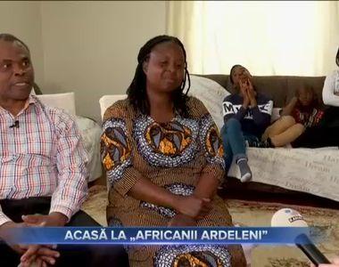 Acasă la africanii ardeleni