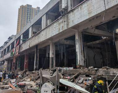 Tragedie în China! Explozie puternică a unei conducte de gaz: Sunt cel puțin 12 morți