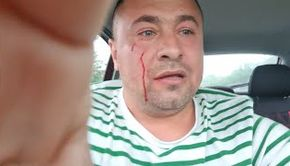 VIDEO - Răfuiala ca în filme: Activist din Buzău, bătut de față cu polițiștii