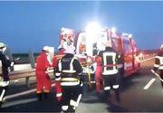 Accident de mașină grav. Un om a murit, iar 16 sunt răniți