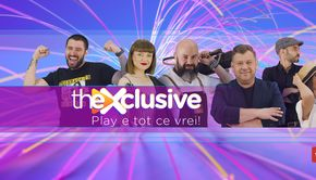 Astăzi, de la 17:00, noile episoade ale producțiilor tale preferate vor fi difuzate simultan, pe YouTube Kanal D România, în secțiunea theXclusive!