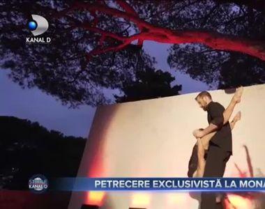 PETRECERE EXCLUSIVISTĂ LA MONACO