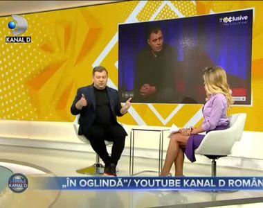 ÎN OGLINDĂ YOUTUBE KANAL D ROMÂNIA