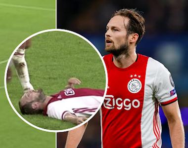 Euro 2021. Un fotbalist cu probleme cardiace a ezitat să intre pe teren după infarctul...