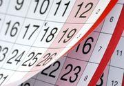 A doua zi de Rusalii, 21 iunie, este liberă. Vom avea o minivacanță de 3 zile
