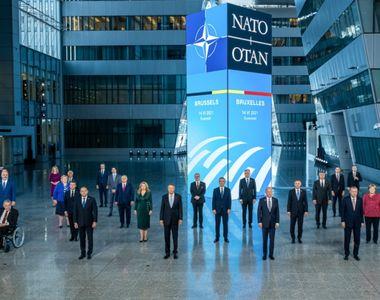 Joe Biden, întâlnire cu omologii săi din ţările baltice la summitul NATO de la Bruxelles