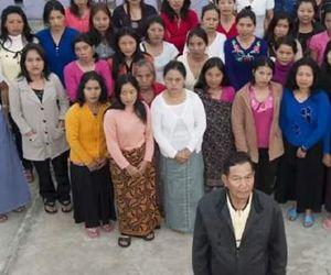 bărbatul cu 39 de soții și 94 de copii