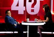 """Adrian Minune, dezvăluiri în premieră, în această seară, la """"40 de întrebări cu Denise Rifai"""""""