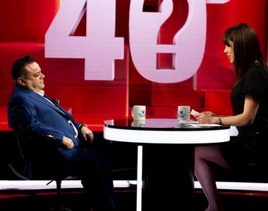 """Adrian Minune, dezvăluiri în premieră, în această seară, la """"40 de întrebări cu Denise..."""