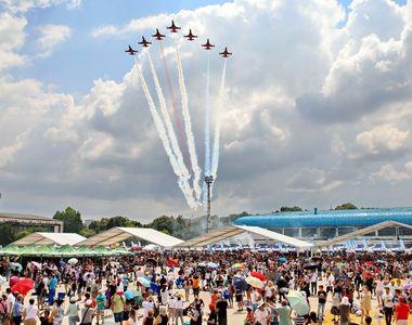 Când are loc BIAS 2021. Anul trecut, Bucharest International Air Show a fost amânat din...