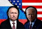 """Întâlnire de patru ore între Joe Biden și Vladimir Putin. Un nou """"război rece""""?"""