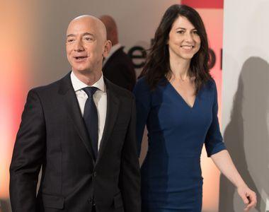 Fosta soție a lui Jeff Bezzos, cel mai bogat om din lume, renunță la miliarde de euro....