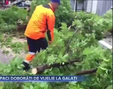 VIDEO - România sub zodia potopului. Meteorologii emit avertizări în lanț