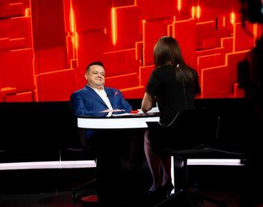 """Adrian Minune, dezvăluiri inedite, aseară, la """"40 de întrebări cu Denise Rifai: """"Mai..."""
