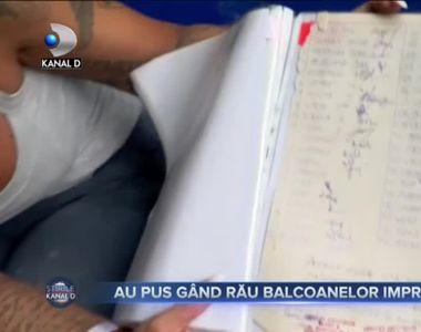 AU PUS GÂND RĂU BALCOANELOR IMPROVIZATE