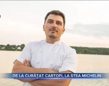 DE LA CURĂȚAT CARTOFI, LA STEA MICHELIN