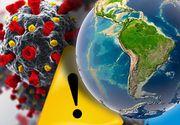 Noile tulpini de coronavirus pun stăpânire pe România. 30 de decese, provocate de virusul mutant