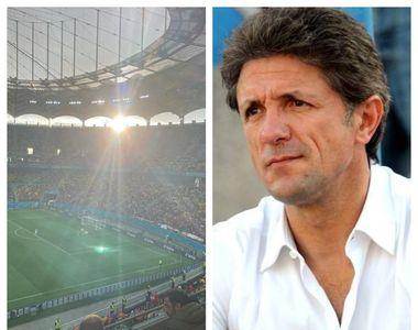 """Euro 2020, pe Arena Națională. Gică Popescu: """"Nu am nevoie să merg la tribuna..."""