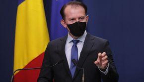 """Florin Cîţu: """"Nu ar trebui să avem discuţii despre valul patru al pandemiei"""""""