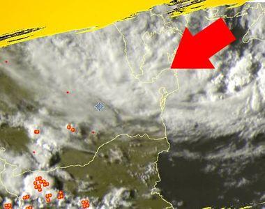 VIDEO - Ciclon peste România după pleiada de tornade care au lovit țara