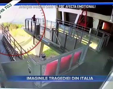 IMAGINILE TRAGEDIEI DIN ITALIA