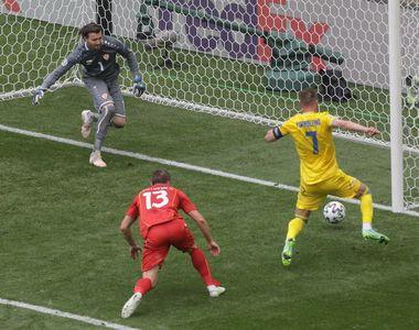 Premieră la Euro 2020. Două penalty-uri ratate într-un singur meci, pe Arena Națională...