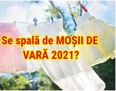 Se spală de Moșii de vară 2021? Ce spun, de fapt, tradiția străveche și preoții