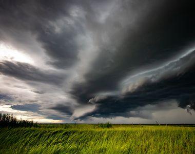 România, sub amenințarea ciclonului format în Marea Neagră