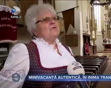 MINIVACANȚĂ AUTENTICĂ ÎN INIMA TRANSILVANIEI