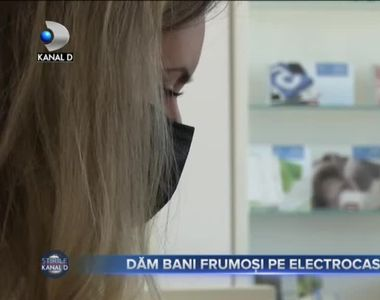 DĂM BANI FRUMOȘI PE ELETROCASNICE