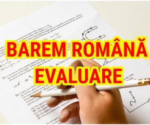 Barem Română Evaluarea Națională 2021 Edu.Ro. Cum vor fi corectate subiectele de la prima probă