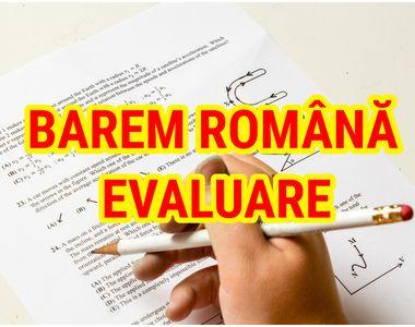Barem Română Evaluarea Națională 2021 Edu.Ro. Cum vor fi corectate subiectele de la...