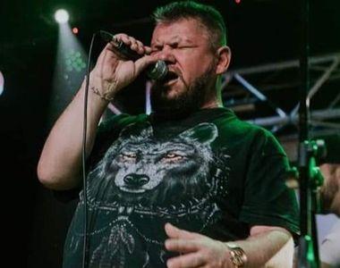 Lumea rock-ului e mai săracă de azi: A murit Ioan Costache, solistul trupei brașovene...